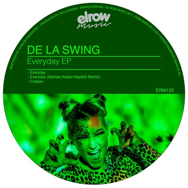 Cover for artist: De la Swing