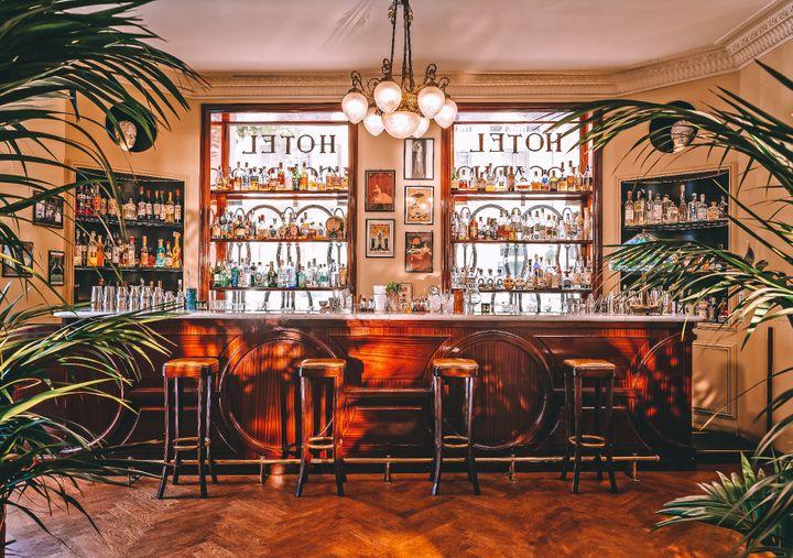 Cover for venue: Bar Locarno