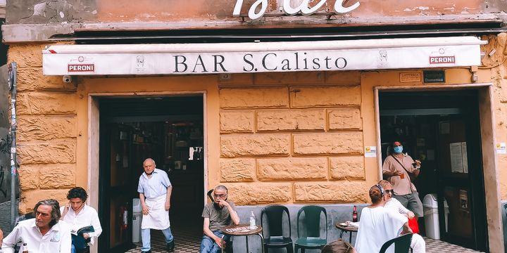 Cover for venue: Bar San Calisto