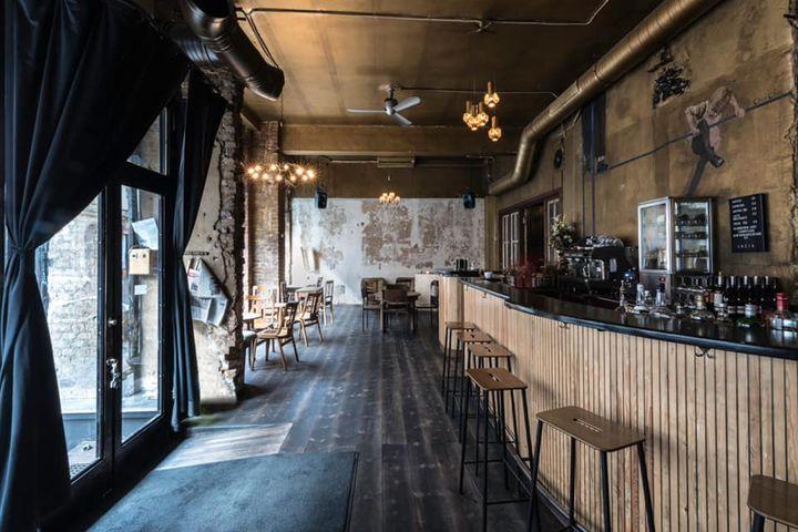 Cover for venue: Cafe Luzia