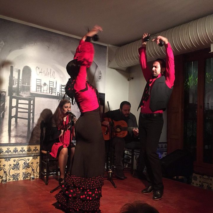 Cover for venue: Candela Flamenco