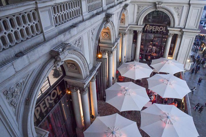 Cover for venue: Terrazza Aperol
