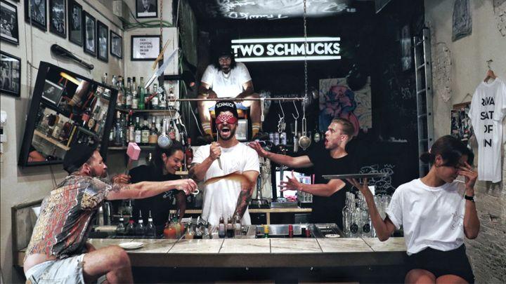Cover for venue: Two Schmucks