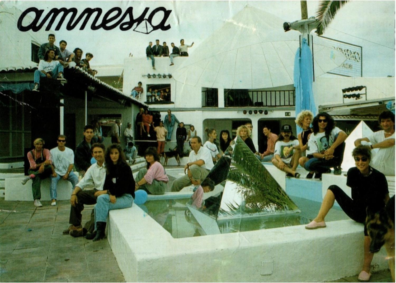 Amnesia Ibiza Beginning Xceed