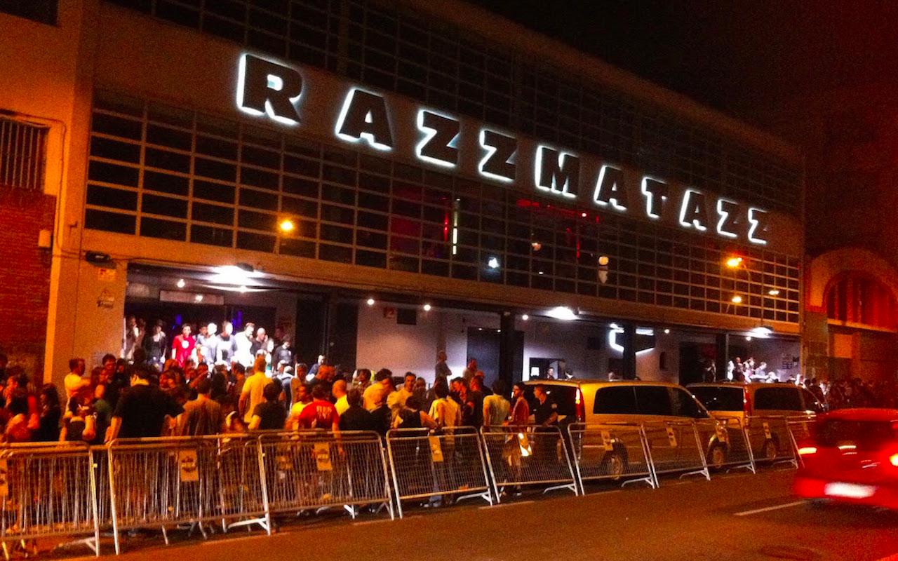Razzmatazz Barcelona Xceed