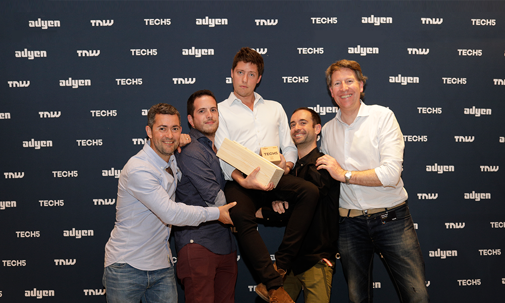 tnw startup xceed prize