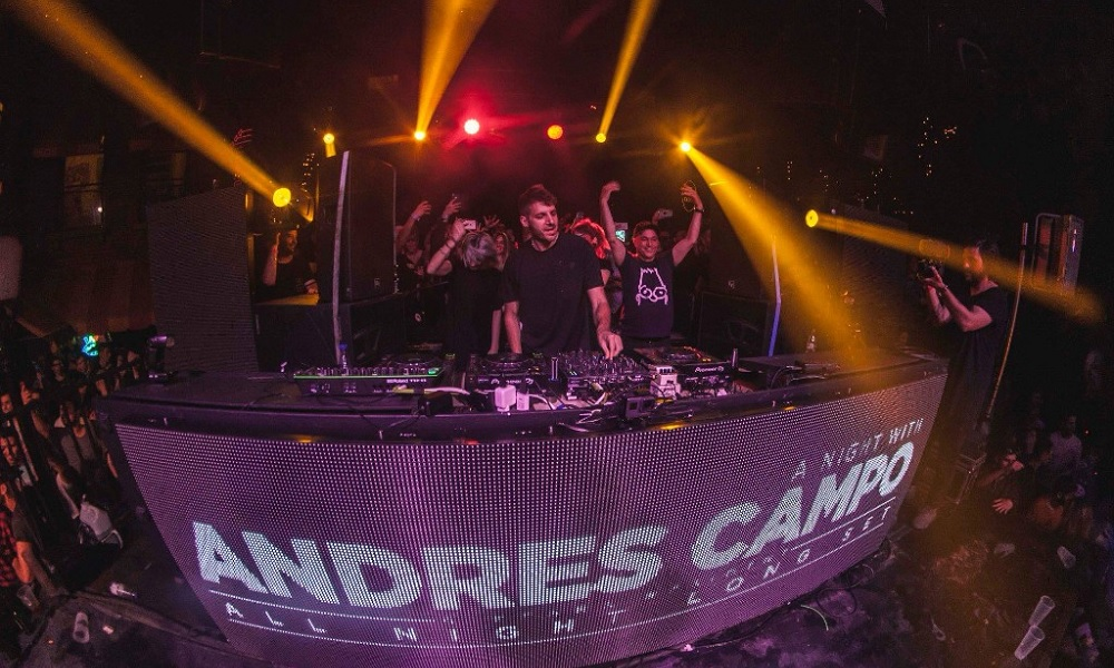 andres campo florida sold out all night long