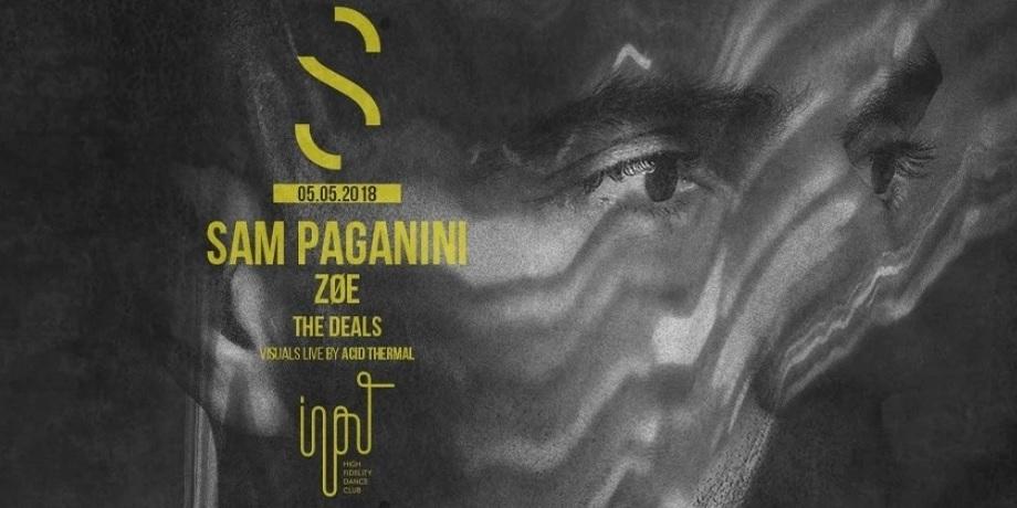 sam paganini swing input barcelona