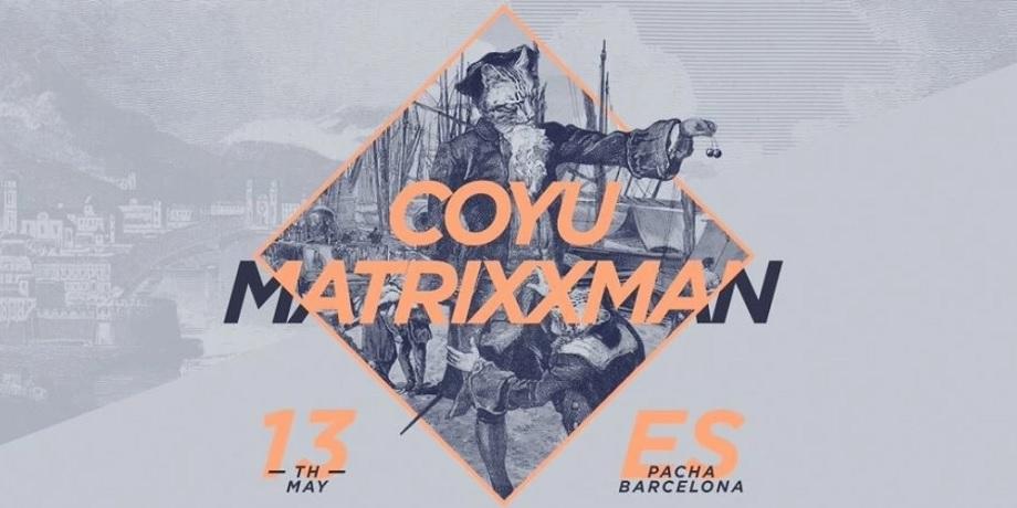 suara pacha barcelona coyu matrixxman
