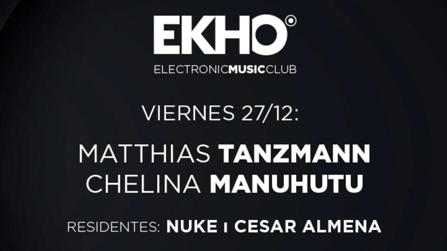 Xceed-Madrid-Ekho La Riviera-Chelina Manuhutu Matthias Tanzmann