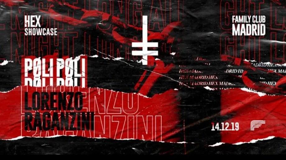 Xceed-Madrid-Family Club-Poli Lorenzo Raganzini