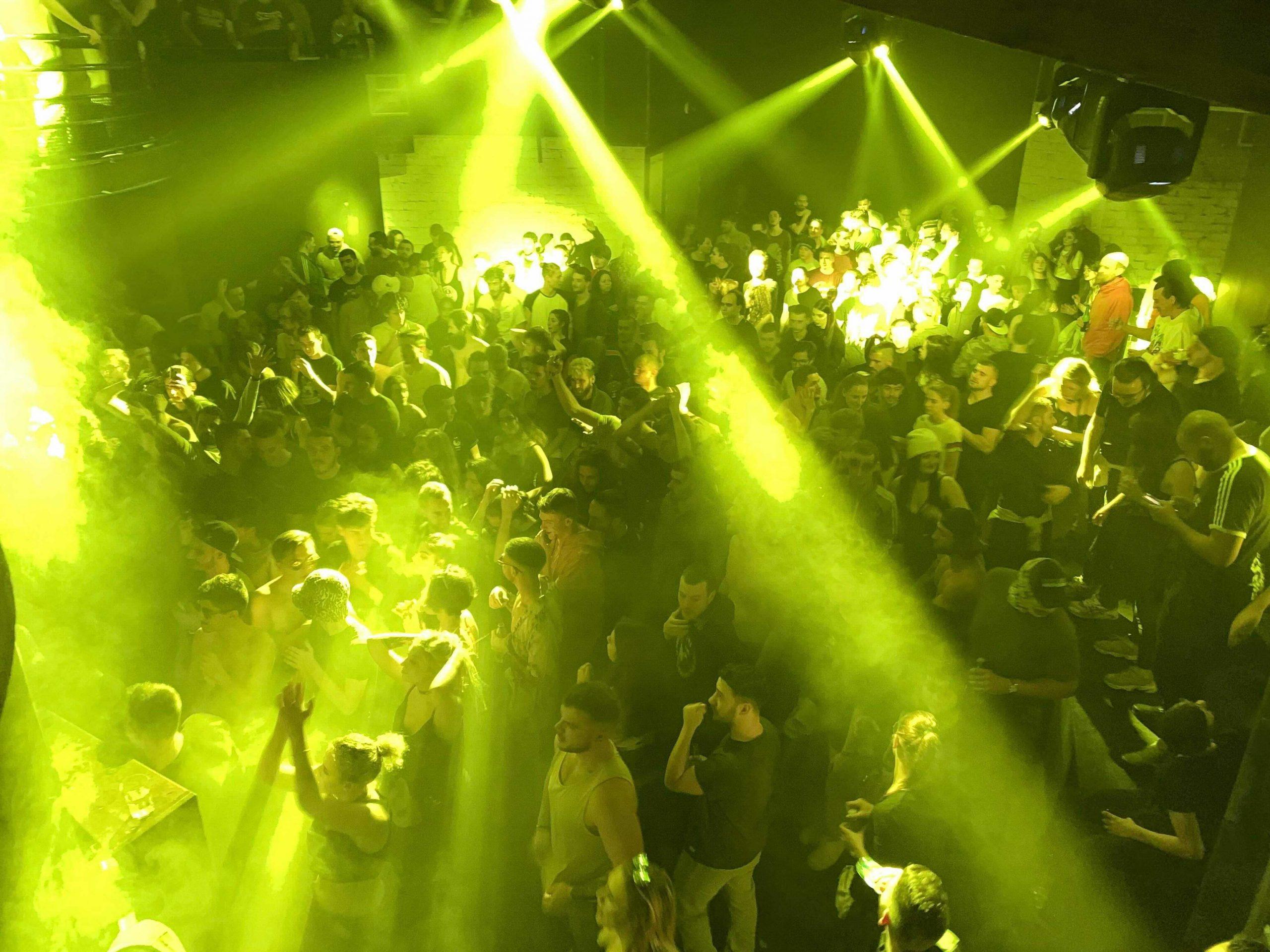 l'arena club dj