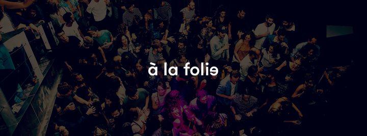 Cover for venue: à la folie paris