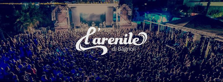 Cover for venue: Arenile di Bagnoli