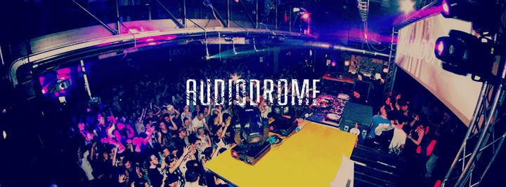 Cover for venue: Audiodrome Live Club