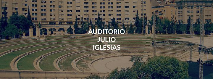 Cover for venue: Auditorio Julio Iglesias