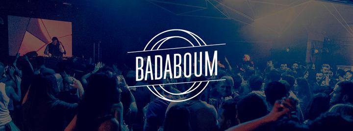Cover for venue: BADABOUM