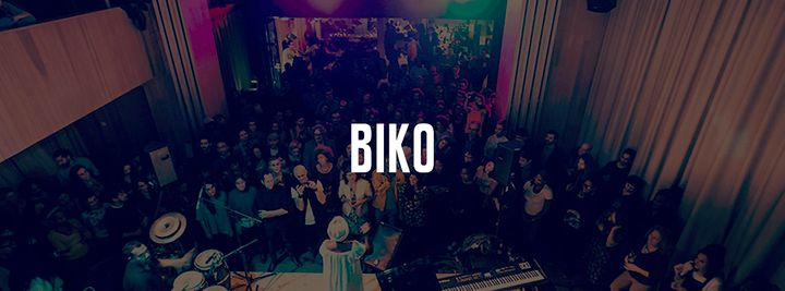 Cover for venue: Biko