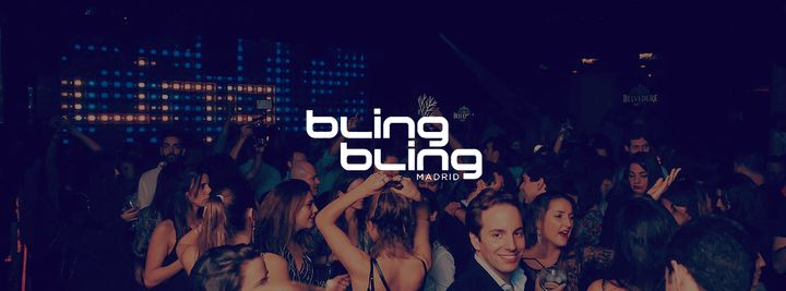 Cover for venue: Bling Bling Madrid