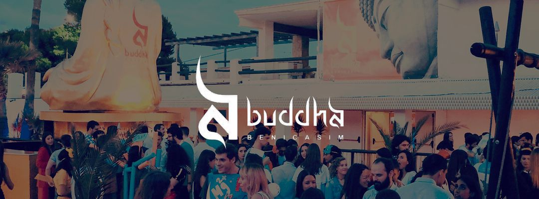 Buddha Benicasim imagen de portada de la localización