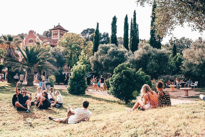 Cover for venue: Castell de Ben Viure
