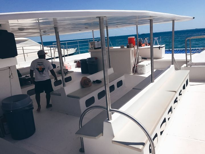 Cover for venue: Catamaran Marina Albatros