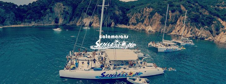 Cover for venue: Catamaran Sensation