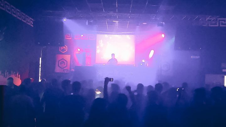 Cover for venue: Club Ágora