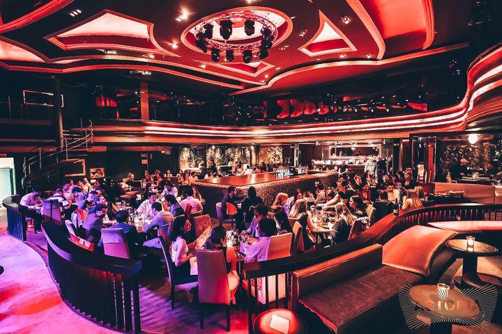 Cover for venue: Club Astoria