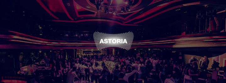 Cover for venue: Club Astoria