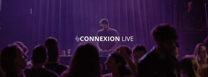Cover for venue: Connexion Live