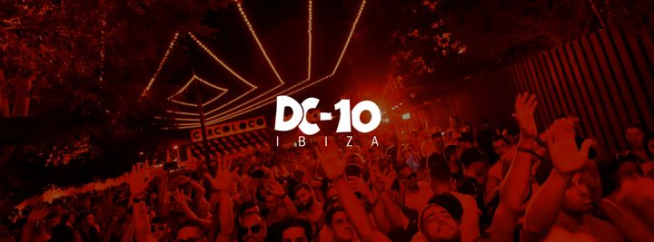 Cover for venue: DC10 Ibiza