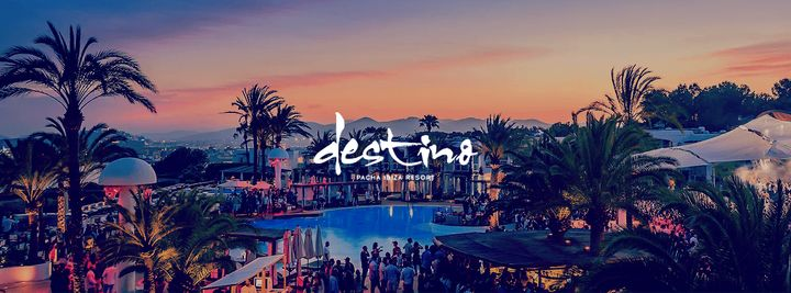 Cover for venue: Destino Ibiza
