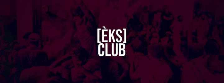 Cover for venue: ÈKS CLUB