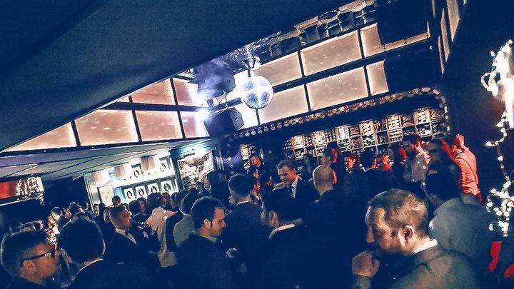 Cover for venue: El Cinco Club