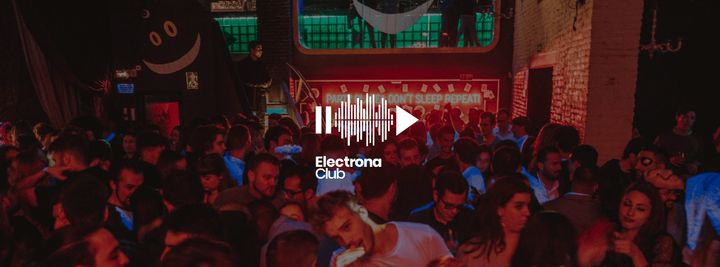 Cover for venue: Electrona Club