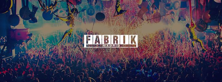 Cover for venue: Fabrik Madrid