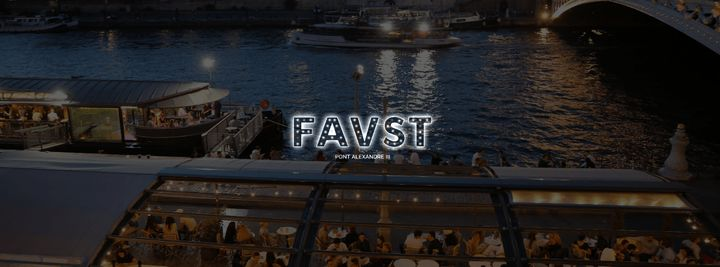 Cover for venue: Faust Paris