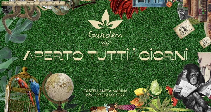 Cover for venue: Garden Cafè