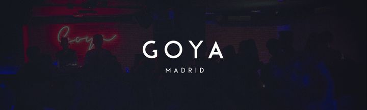 Cover for venue: Goya Social Club