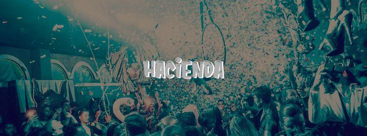 Cover for venue: Hacienda Paris