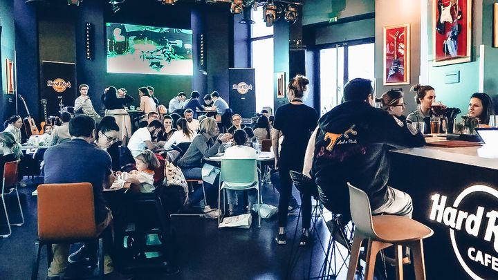 Cover for venue: Hard Rock Café Lyon