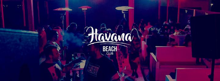 Cover for venue: Havana Beach Club