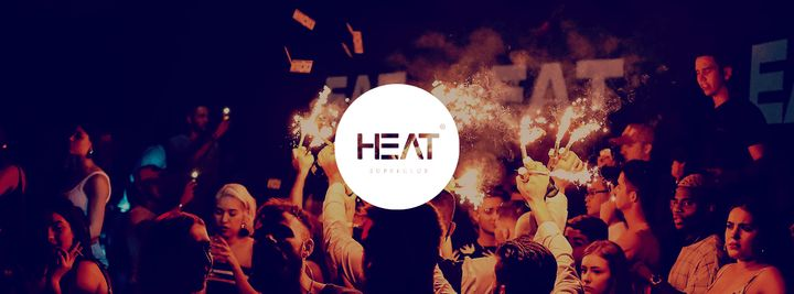 Cover for venue: Heat Club