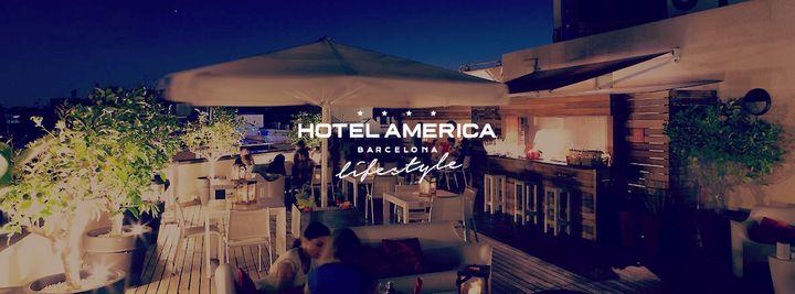 Cover for venue: Hotel America Barcelona