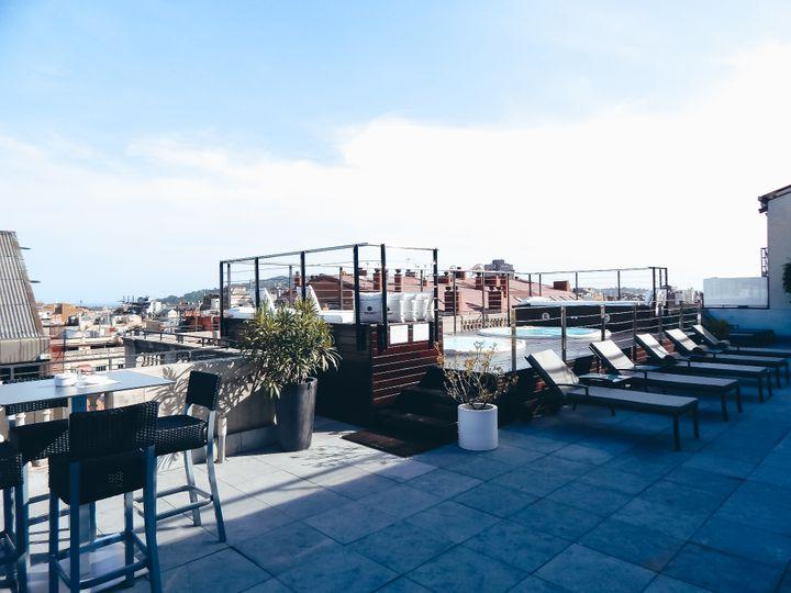 Cover for venue: Hotel Barcelona Center