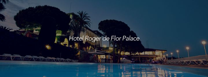 Cover for venue: Hotel Roger de Flor Palace