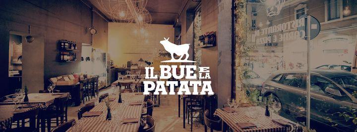 Cover for venue: Il Bue e la Patata