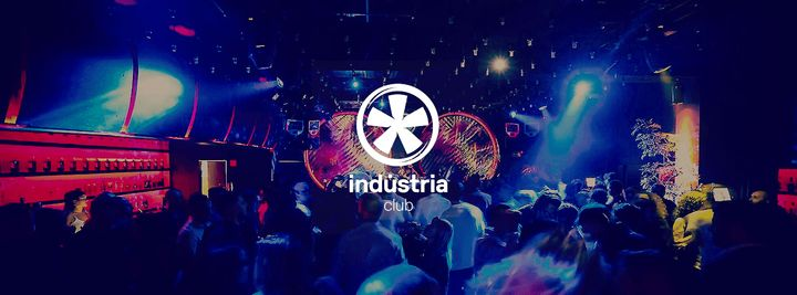 Cover for venue: Industria Club