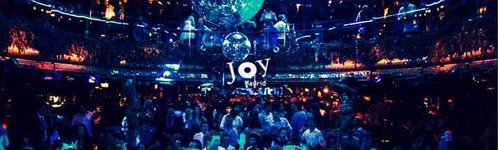 Cover for venue: Joy Eslava
